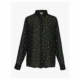 Gerard Darel Maya Blouse, Black