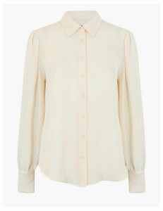 M&S Collection Puff Long Sleeve Shirt