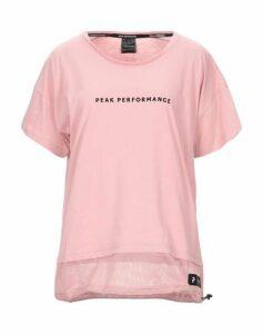 PEAK PERFORMANCE TOPWEAR T-shirts Women on YOOX.COM