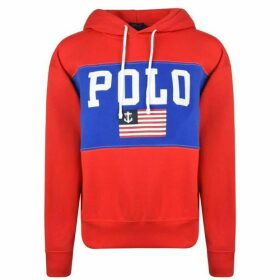 Polo Ralph Lauren Logo Hooded Sweatshirt