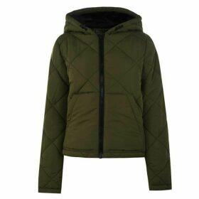 Noisy May Malcolm Padded Jacket - Winter Moss
