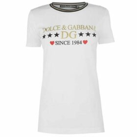 Dolce and Gabbana 1984 Logo T Shirt