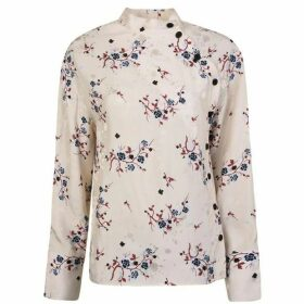 Kenzo Floral Blouse