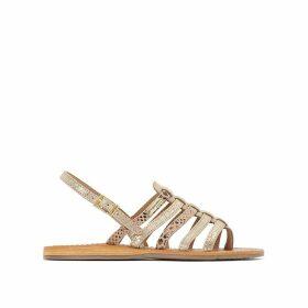 Belinda Leather Sandals