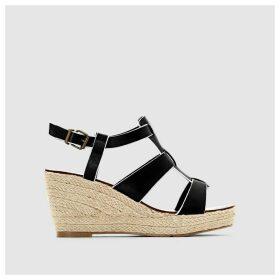 Wedge Espadrille Sandals
