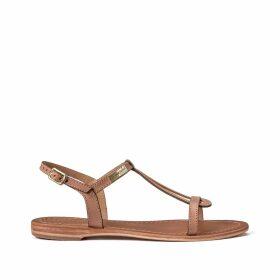 Hamesss Leather Sandals