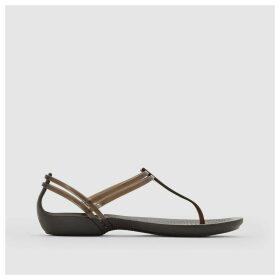 Isabella T-Strap Sandals