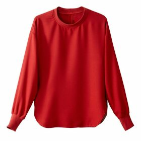 Batwing Sleeve Blouse