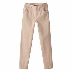 Coloured Mom Jeans, Length 28.5