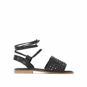 Iggy Leather Sandals