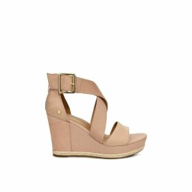 Calla Wedge Sandals
