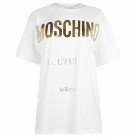 Moschino Logo T Shirt