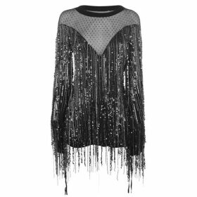 Faith Connexion Sequin Top