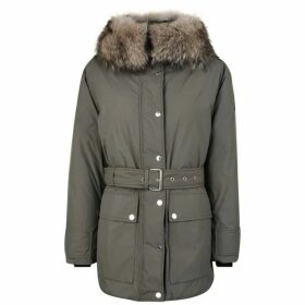 Belstaff Dawlby Hooded Down Jacket