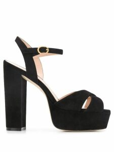Stuart Weitzman Soliesse sandals - Black