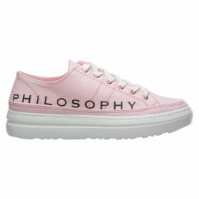 Philosophy Di Lorenzo Serafini Frame Teddy Bear Sneakers