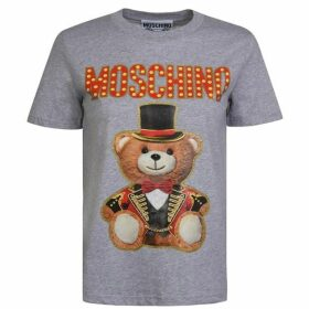 Moschino Circus Teddy T Shirt