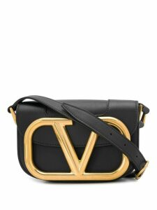 Valentino small Valentino Garavani Supervee crossbody bag - Black