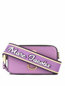 Marc Jacobs The Snapshot cross body bag - PURPLE