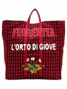 Gucci Florentina tote bag - Red