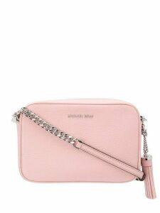Michael Michael Kors Ginny logo crossbody bag - PINK