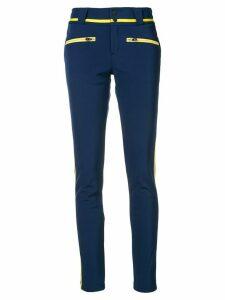 Perfect Moment Aurora Skinny Pants II - Blue