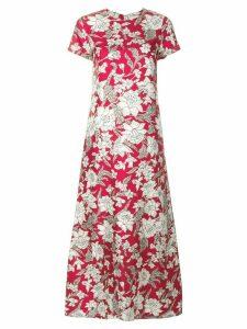 La Doublej Lilium swing dress - Multicolour