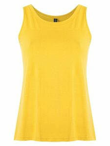 Lygia & Nanny plain tank top - Yellow