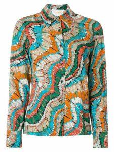 La Doublej slim-fit shirt - PINK