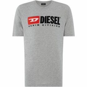 Diesel Short Sleeve Retro T-Shirt