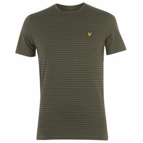 Lyle and Scott Classic Striped Pocket T-Shirt