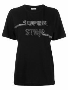 P.A.R.O.S.H. Super Star T-shirt - Black
