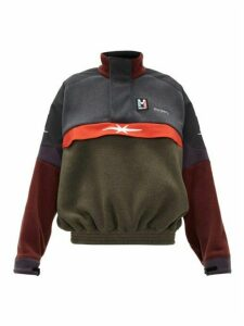 Phipps - X Millet Colour-block Fleece Sweatshirt - Womens - Multi