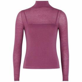 Susan Caplan Vintage 1980s Vintage Napier Swarovski Crystal Faux Pearl Collar