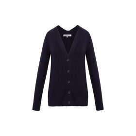 Gerard Darel Oversized Wool-blend Savana Cardigan