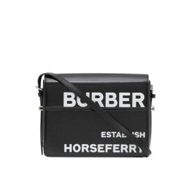 Burberry Large Horseferry Print Coated Canvas Grace Bag