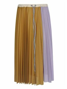 Moncler Genius Pleated Long Skirt