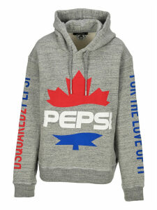 D Squared Dsquared2 X Pepsi Hooded Sweatshirt