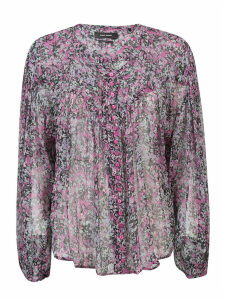 Isabel Marant Printed All-over Blouse