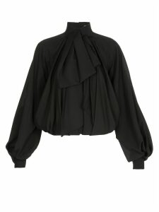 Balmain Draped Blouse