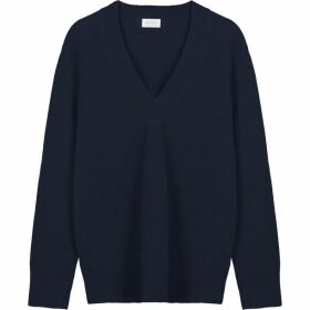 Navygrey Inspired By The Traditional Cut Of A Mans Jumper