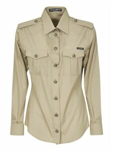 Dolce & Gabbana Slim-fit Army Shirt