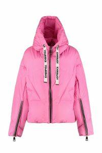 Khrisjoy Khris Puffer Full Zip Padded Hooded Jacket