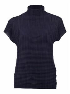 Issey Miyake Short Sleeves Top