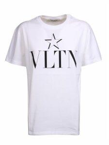 Valentino Logo Star T-shirt