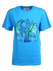 Alberta Ferretti Love Me! T-shirt