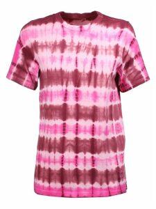 Isabel Marant Round Neck Printed T-shirt