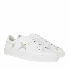 Axel Arigato Sneakers - Clean 90 Bird Sneakers White/Blue/Pink - white - Sneakers for ladies
