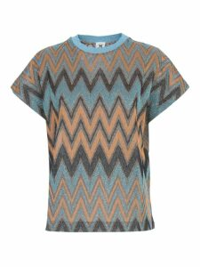 M Missoni Top S/s Crew Neck
