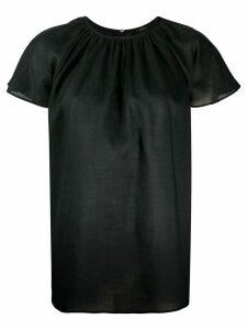 Joseph short sleeved blouse - Black